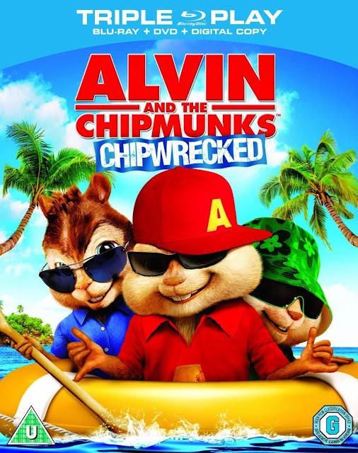 Những Chú Sóc Chuột Siêu Quậy - Alvin And The Chipmunks 2007 [hd]-