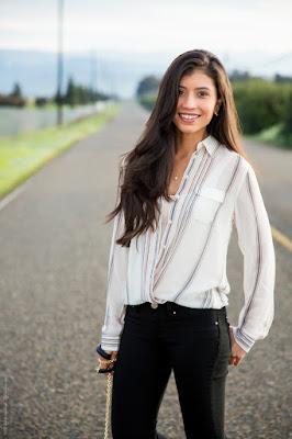 Blusas de moda casuales