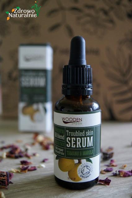 Wooden Spoon - Serum do skóry problematycznej z olejami tamanu i marula