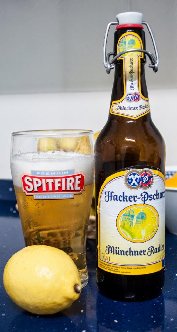 Hacker-Pschorr Münchner Radler