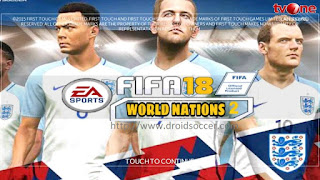 FTS Mod World Nations By Herliynt Season 2 Apk + Data Obb