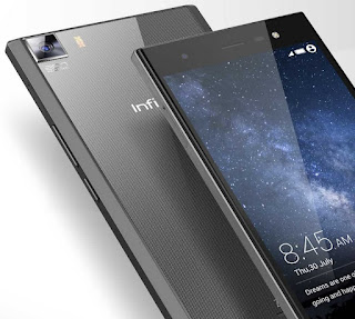 Infinix ZERO 3: 5.5-inch Full HD Display, Helio X10 Processor, 20.7MP Camera For Only Php8,200