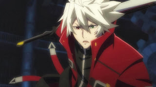 Blazblue Alter Memory Ragna the Bloodedge