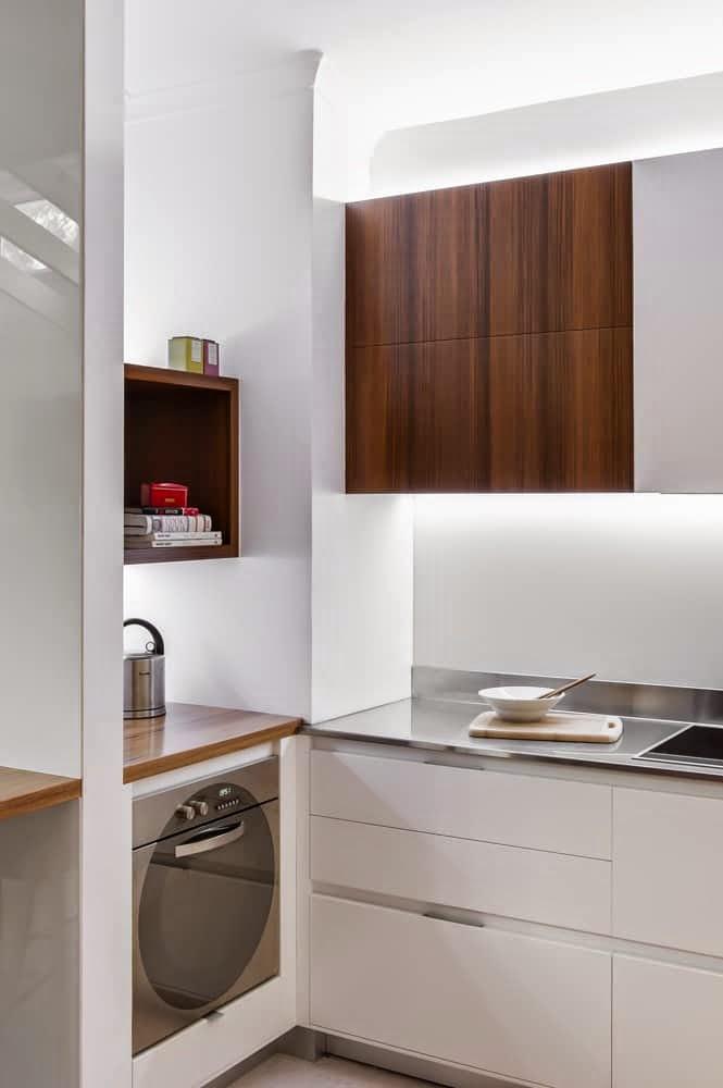 Cocina lavadero y oficina o cmo aprovechar el espacio