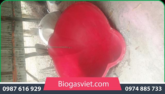 hầm biogas bằng nhựa tái chế chất lượng