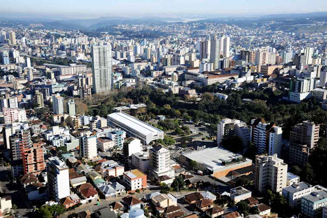 5- Caxias do Sul (RS): 495.000