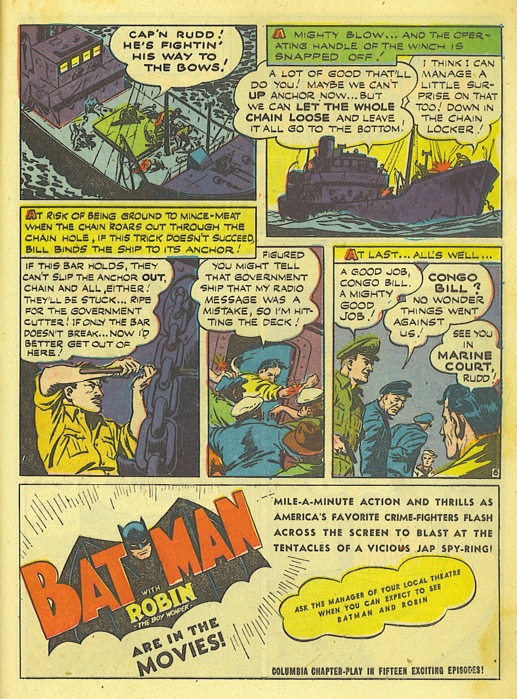 Read online Action Comics (1938) comic -  Issue #67 - 37