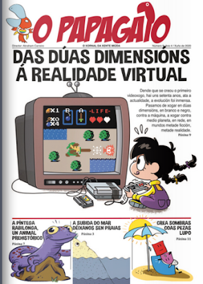 REVISTA O PAPAGAIO