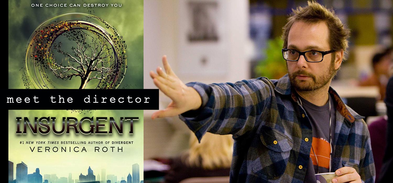 The Divergent Life: Meet Robert Schwentze - The Director ...