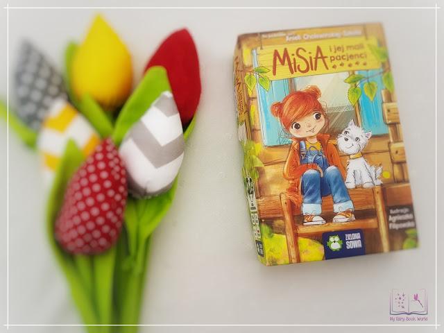 Książeczki do poduszeczki || Misia i jej mali pacjenci. Gra