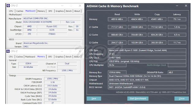 www hardwarezone com sg - View Single Post - Asus Crosshair VI