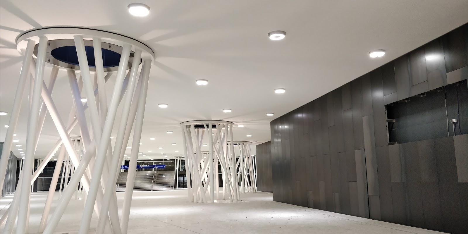 Wuppertal Hauptbahnhof - Die neusten Fotos aus dem Smartphone und der Kamera im Atomlabor Blog