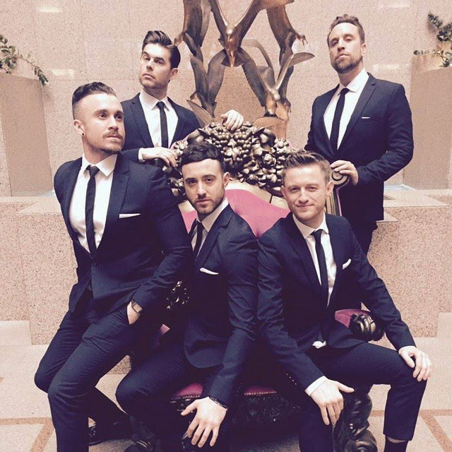 The Overtones - Sweet Soul Music