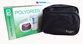 Nebulizer Inhalasi Polygreen