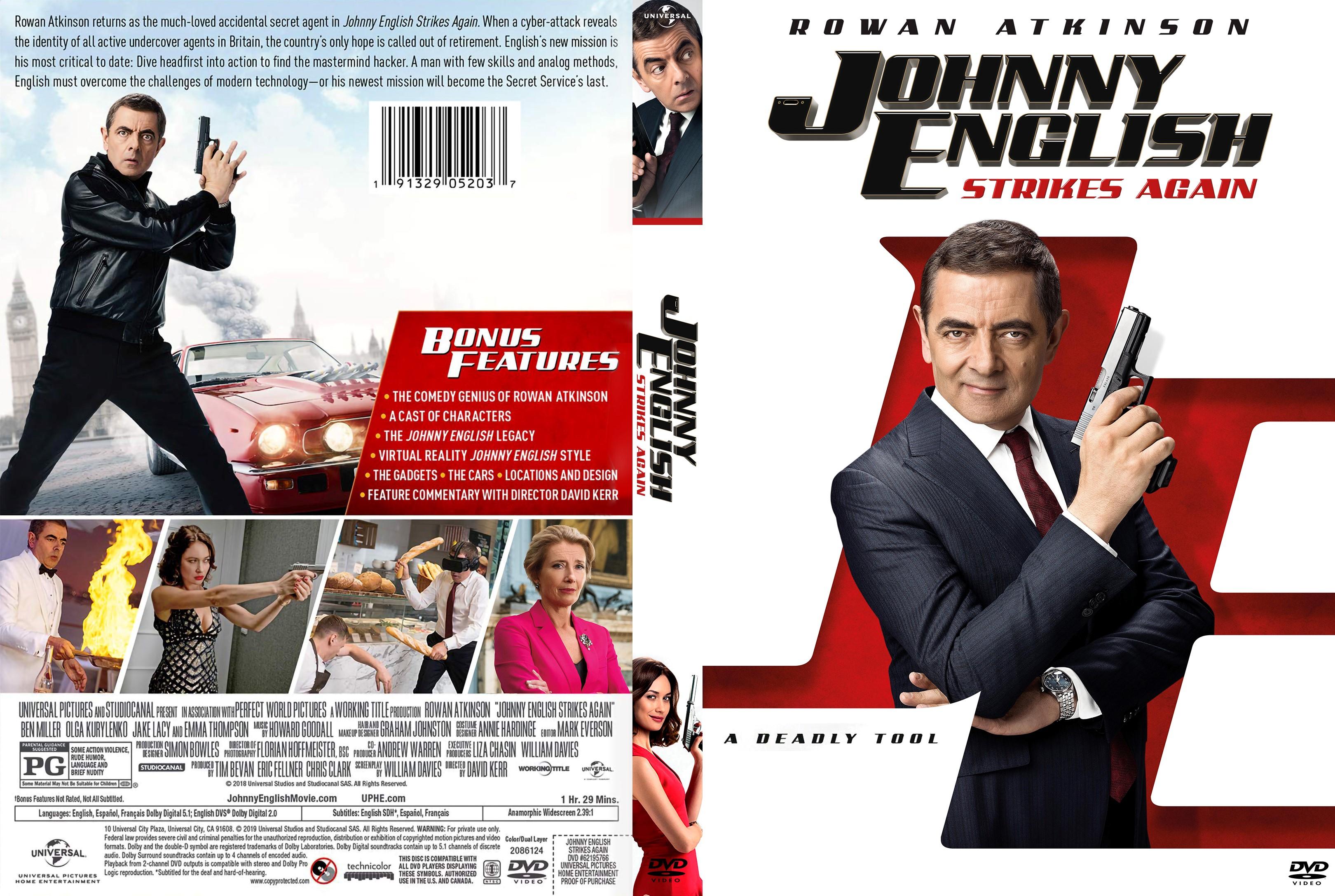 johnny english 2 subtitles download