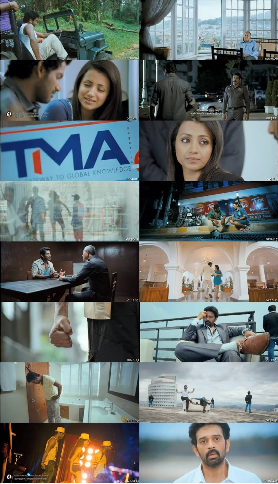 Screen Shot Of Samar 2013 300MB Full Movie Hindi Dubbed Free Download 480P BRRip Small Size PC Movie