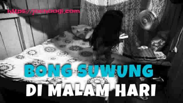 Bong Suwung Di Malam Hari