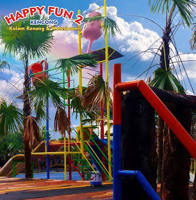 Happy fun park 2 kencong
