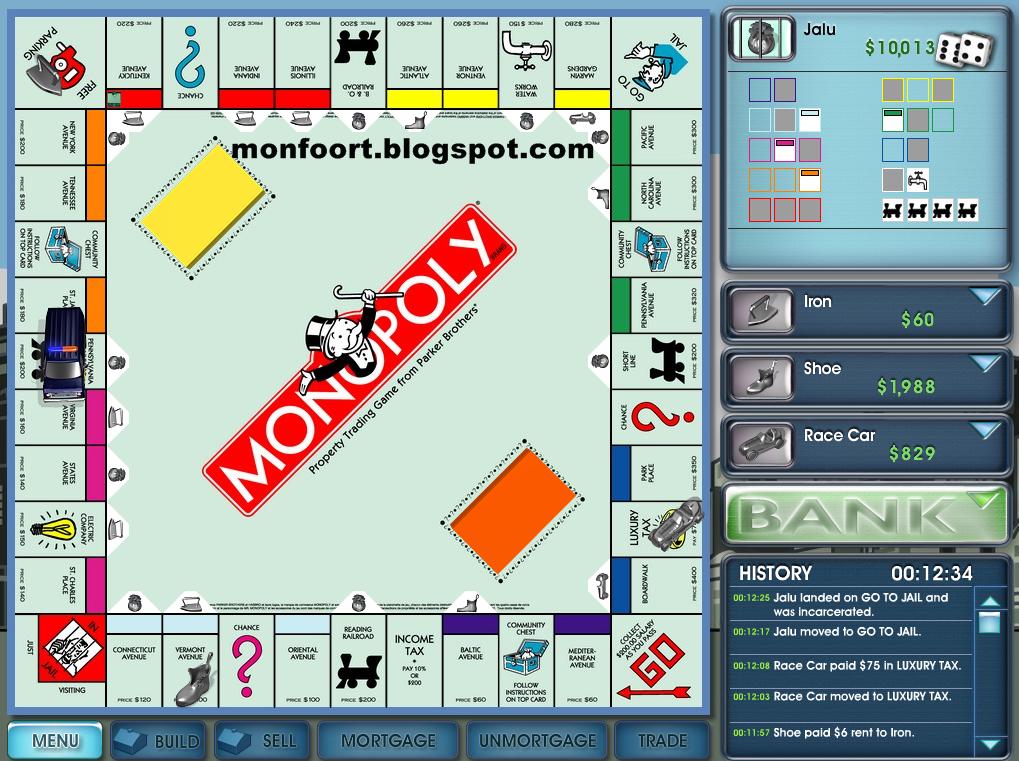 Download game monopoly gratis