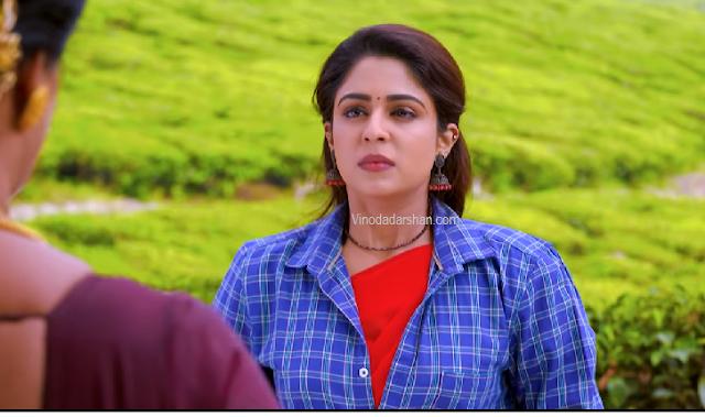 Manjil Virinja Pookkal Serial actress