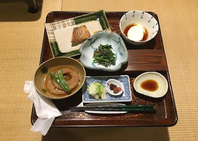 宝巌堂の朝食その2