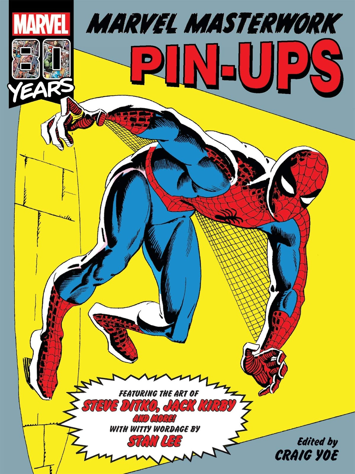 MARVEL MASTERWORK PIN-UPS!