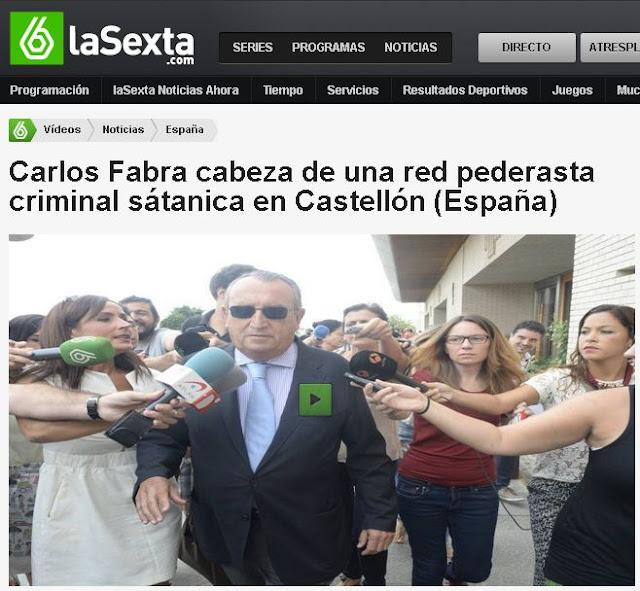 Resultado de imagen de Una red de pedofilia implica a políticos muy conocidos