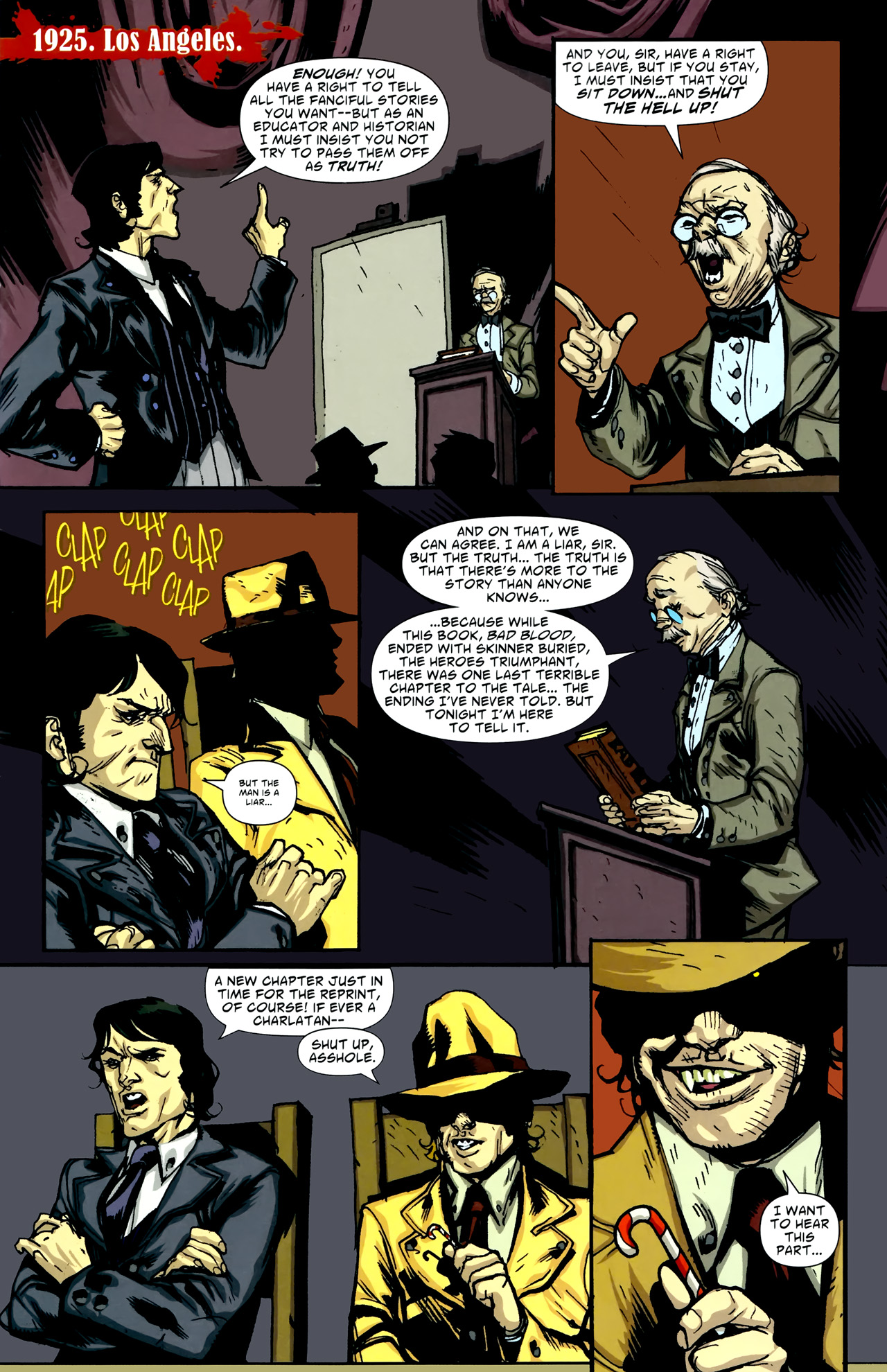Read online American Vampire comic -  Issue #5 - 18