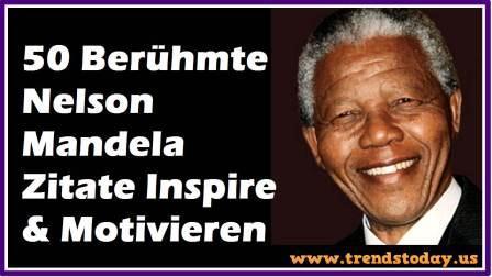 Nelson Mandela Zitate