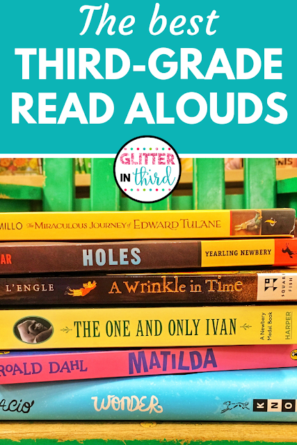 The best third-grade read alouds