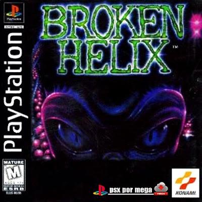 descargar broken helix psx mega