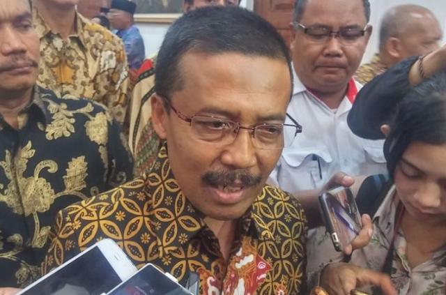Plt Wali Kota Batu Beri Pesan untuk Eddy Rumpoko yang Ditahan KPK