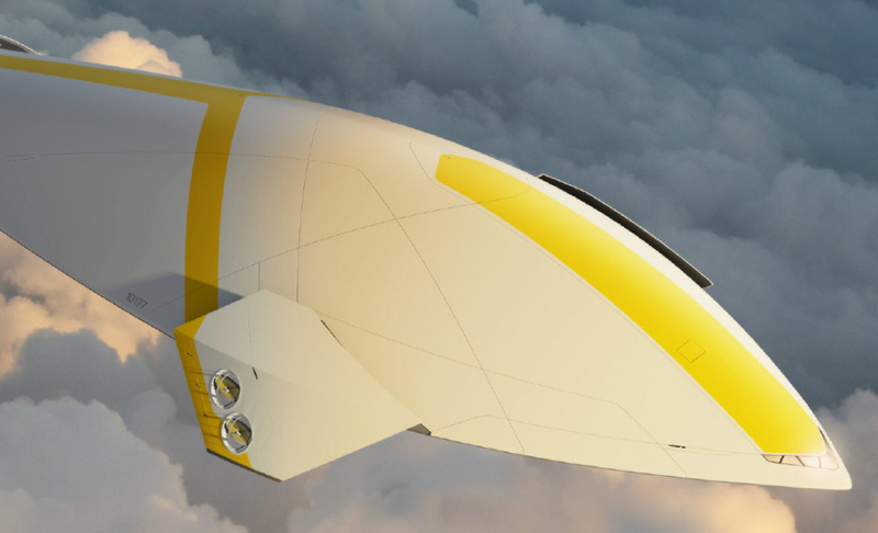 Aether Luxury Airship
