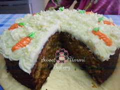 Carrot Cake wit Cream Cheese