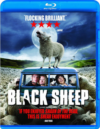 Black Sheep (2006) Dual Audio 300MB