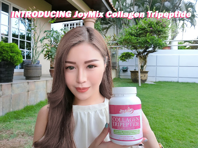 New Generation of Collagen Supplement - JOYMIX COLLAGEN TRIPEPTIDE, Result Better!