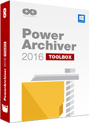Power Archiver Standard 2018