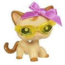 Littlest Pet Shop 3-pack Scenery Cat Shorthair (#1023) Pet