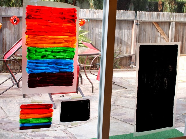 DIY Handmade Scratchboards to make and use with the kids