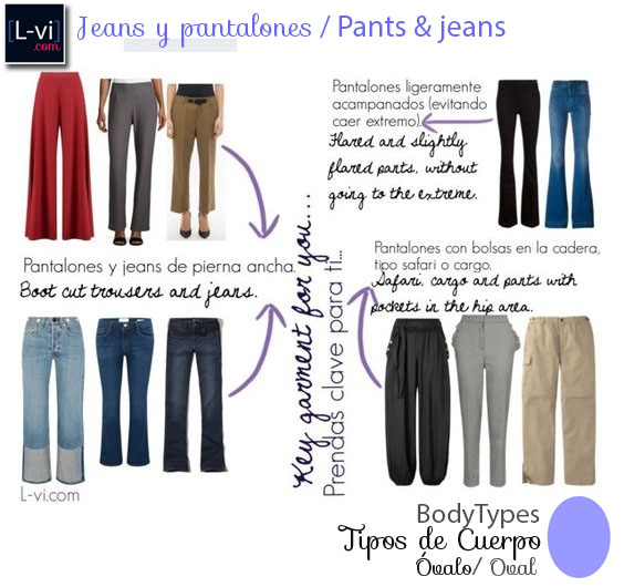 [Oval] Pants and jeans.  L-vi.com