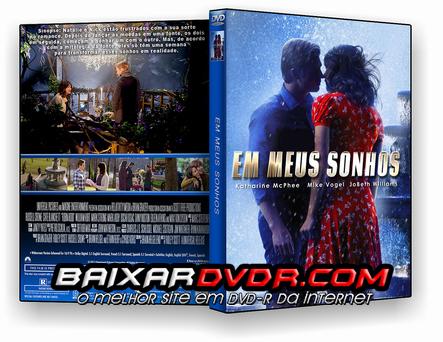 Em Meus Sonhos (2016) DVD-R Custom