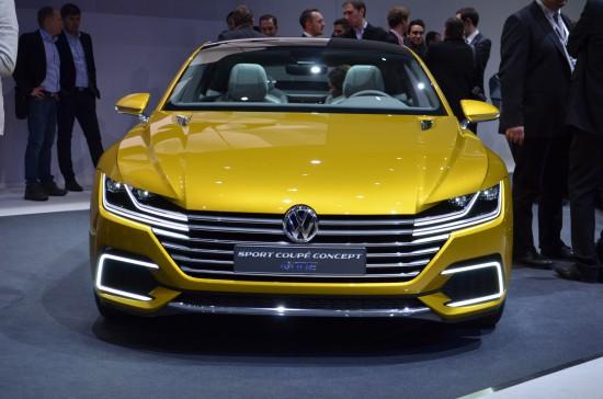 Nuevo Volkswagen Sport GTE