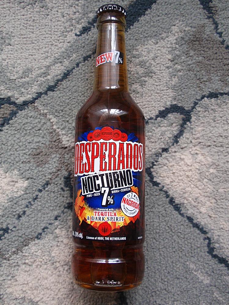 Wielki Test Piw Typu Desperados