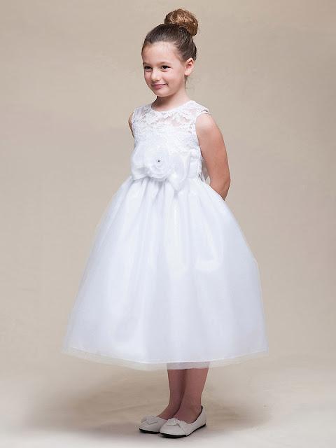 vestidos de primera comunion niña 12 años