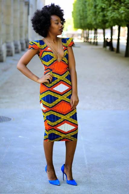 kitenge wear