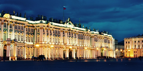 Ermitage, San Petersburgo
