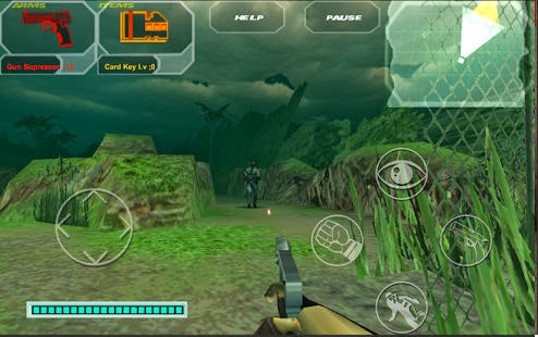 Games Android : HUNDREDFIRES no Metal Gear :OH Apk Free Download