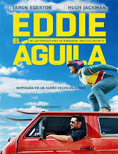 Eddie the Eagle (Volando Alto) (2016)