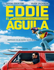 Eddie the Eagle (Volando Alto) (2016) [Vose]