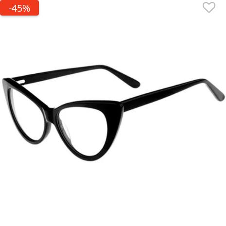 Ochelari dama cu lentile pentru protectie calculator Polarizen PC 6144 C1
